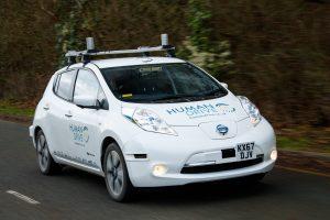 Nissan Leaf completes the UK's longest and most complex autonomous journey